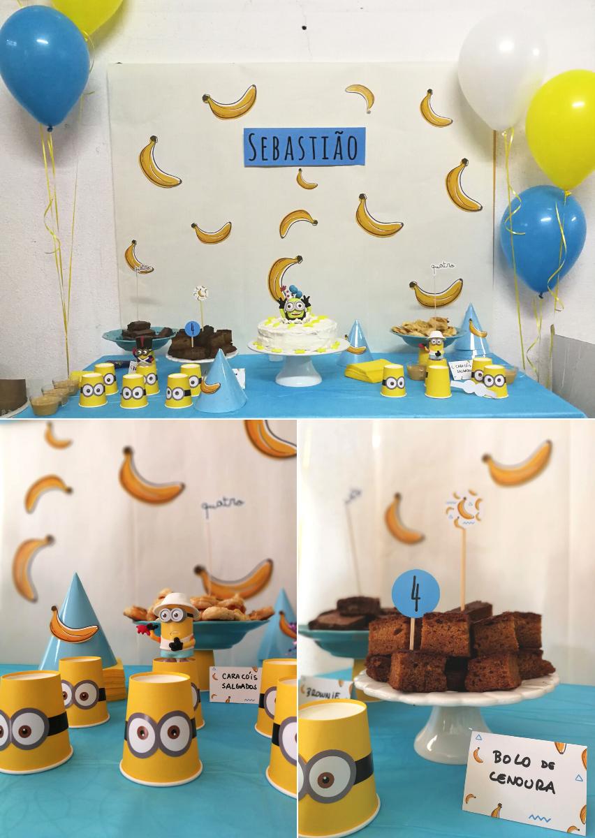 Kit de Aniversário criança_minions