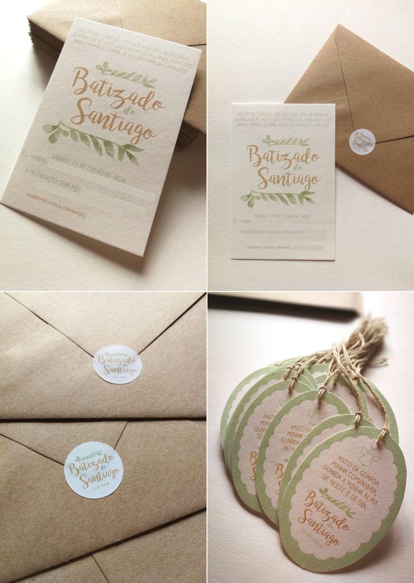 Kit de Baptizado_Convites e Lembranças